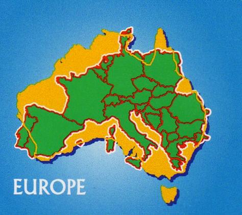 Gehört Australien Zu Europa